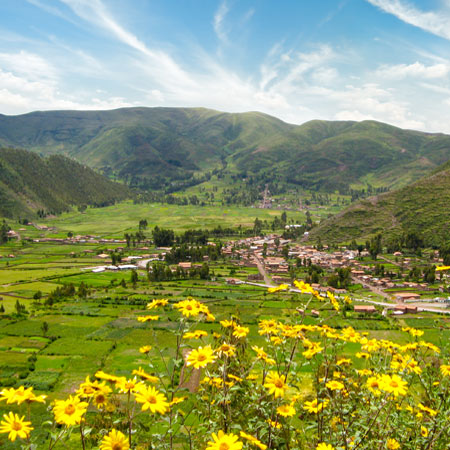 Markets & Countrysides of Cusco, Peru