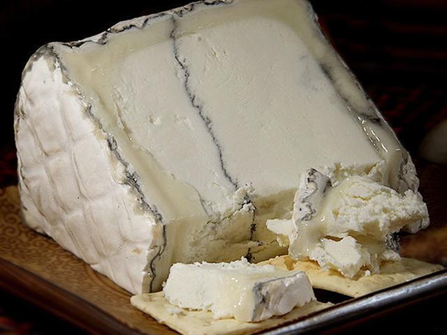 Humbolt Fog Cheese