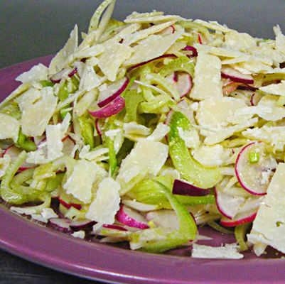 <b>Insalata Bianca</b> (White Salad)