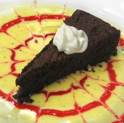 Gâteauau Chocolat