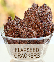 FLAXSEED-CRACKERS She Paused 4 thought