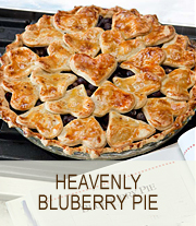 Blueberry Pie | She Paused 4 Thought