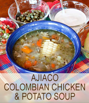 ajiaco soup | She Paused 4 Thought
