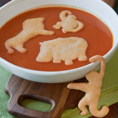 Animal Cracker Soup