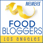 Food Blogger Los Angeles Member
