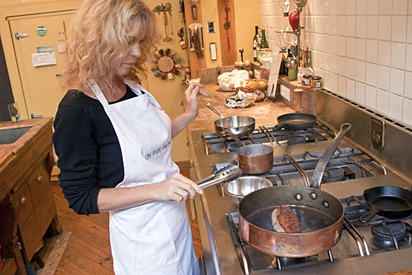 cathy nelson arkle cooking duck