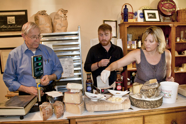 Artisan Cheese Gallery |  She Paused 4 Thought