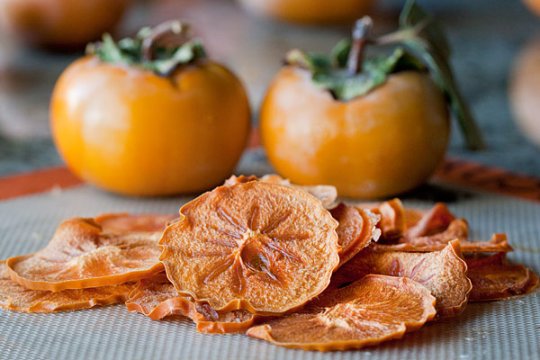 Dried Persimmon | She Paused 4 Thought