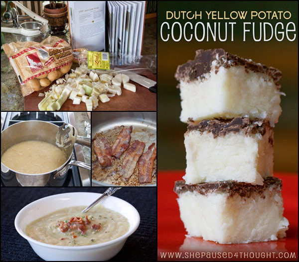 DYP Coconut Fudge | She Paused 4 Thought