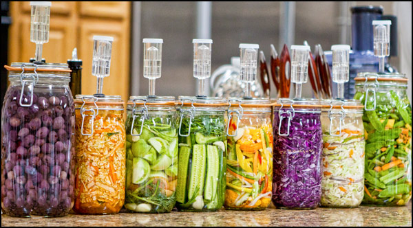 fermented vegetables | She Paused 4 Thought