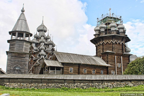 Kizhi Island Russia | She Paused 4 Thought