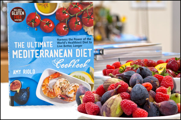 Ultimate Mediterranean Diet Cookbook
