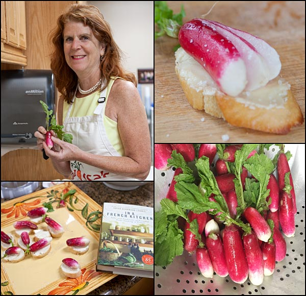 Susan Loomis French Breakfast Radish