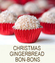 Gingerbread Bonbons | She Paused 4 Thought