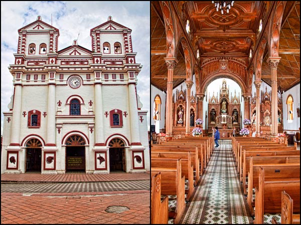 Guatape Church| She Paused 4 Thought