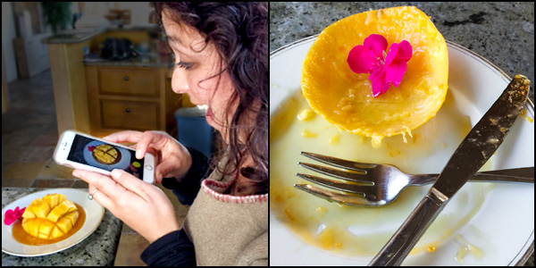 mango Seville orange sauce   She Paused 4 Thought