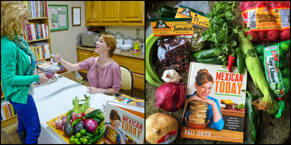 Pati Jinich Mexican Today Cookbook Signing