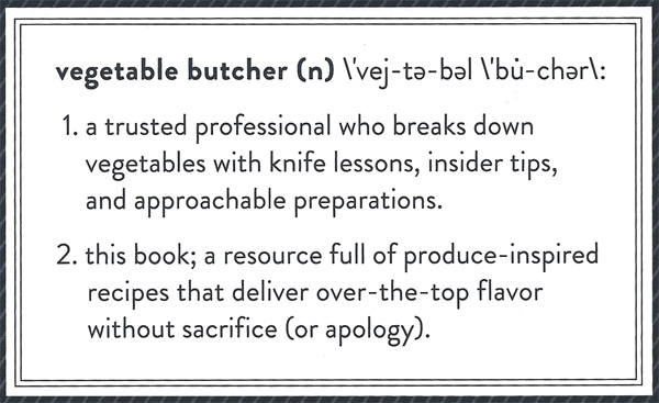 Vegetable_Butcher_definition | She Paused 4 Thought