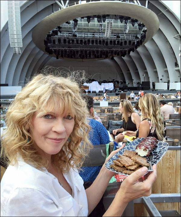at Hollywood Bowl | She Paused 4 Thought