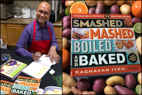Raghavan Iyer - Smashed Cookbook