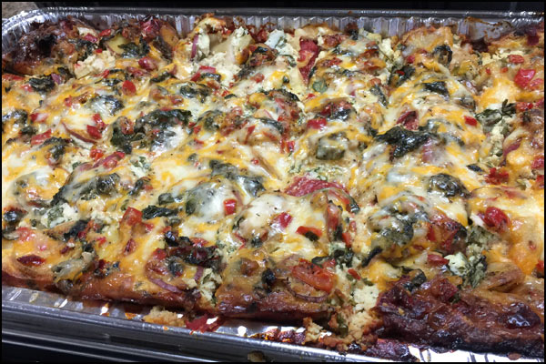 Potato Lasagna | Raghaven Iyer