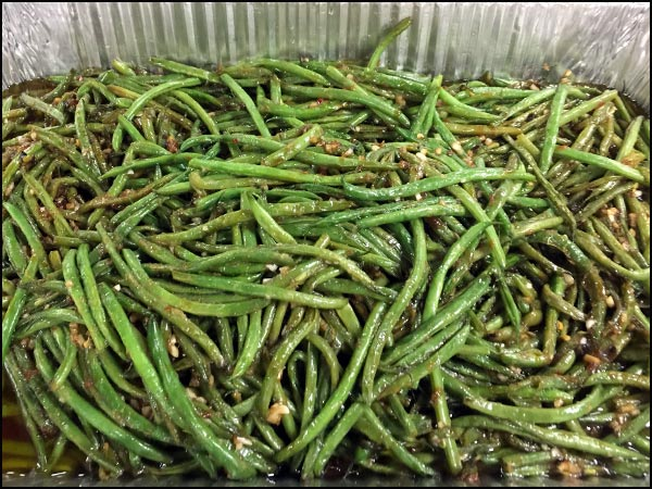 Szechuan-style Green Beans | She Paused 4 Thought