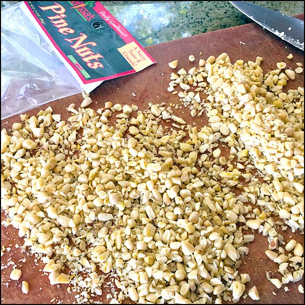 Melissa's Produce Pine Nuts