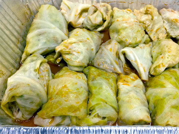 cabbage-rolls | Istanbul & Beyond