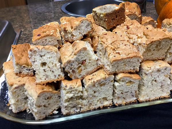 Hazelnut Bar Cookies | Istanbul & Beyond