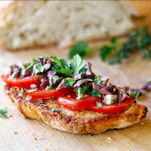 Mallorcan Tomato Toast