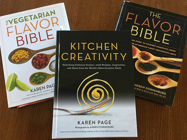 kitchen creativity by karen page book