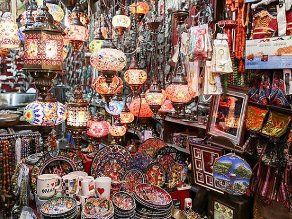 Shops in Muscat Oman