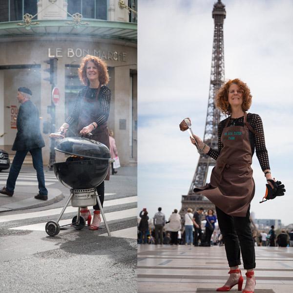 Susan Herrmann Loomis in Paris