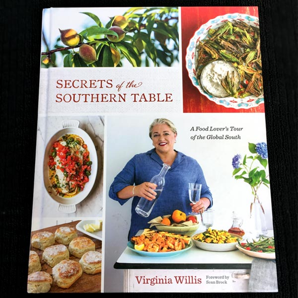 secrets of the southern table cookbook by Virginia Willis