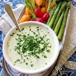Yogurt Herb Dip from Nathan Turner's I Love California Cookbook