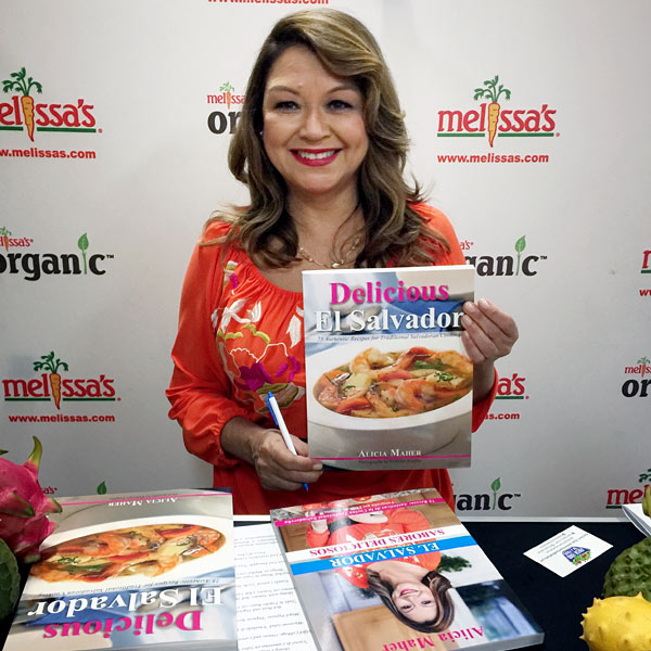 Alicia Maher - Delicious El Salvador