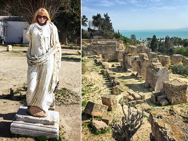 Carthage, Tunisia | She Paused 4 Thought