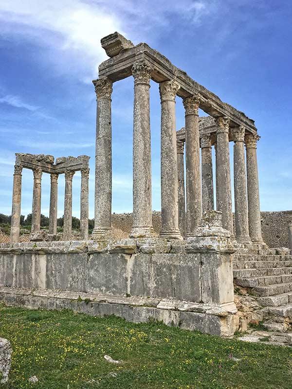 Dougga Tunisia