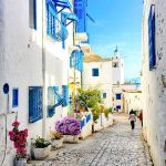 Sidi Bou Said Tunisia | She Paused 4 Thought