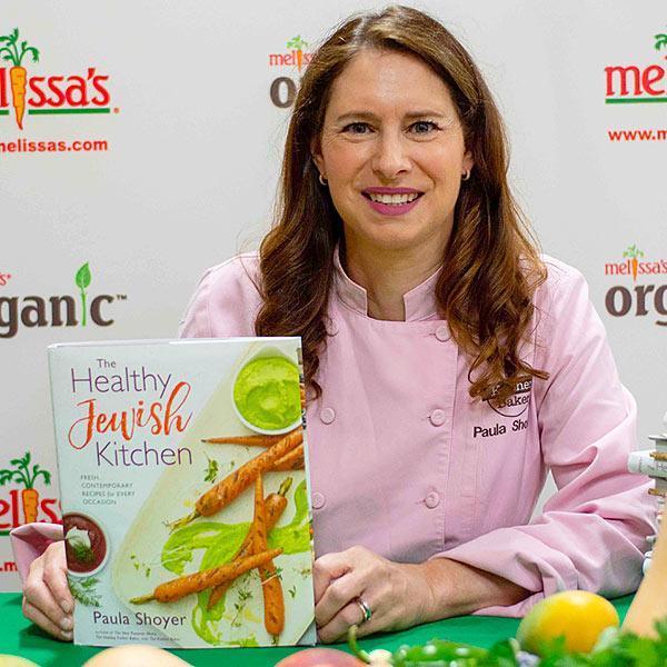 Paula Shoyer author of the recipe Asian Sweet Potato Salad