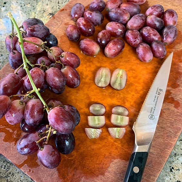 Muscato Red Grapes from Melissa's Produce