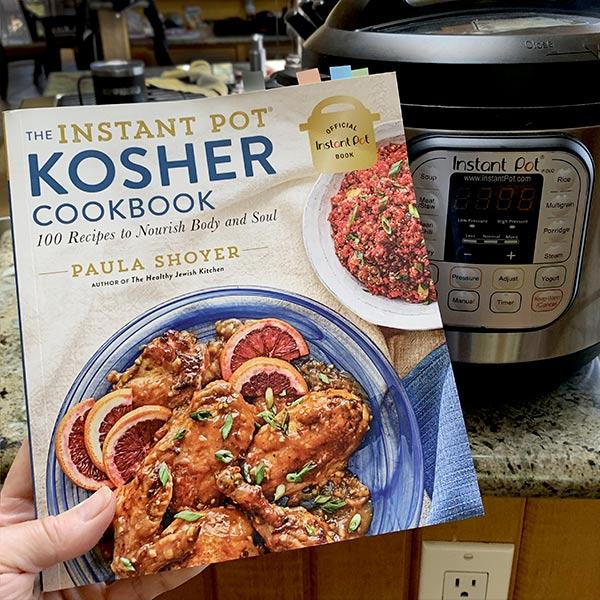 The Instant Pot Kosher Cookbook by Paula Shoyer