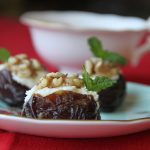 Ginger Spiked Dates