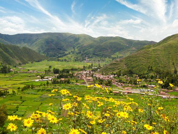 Cusco Peru landscape