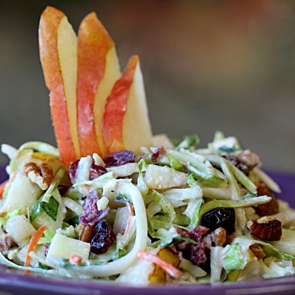 Triple Slaw Salad