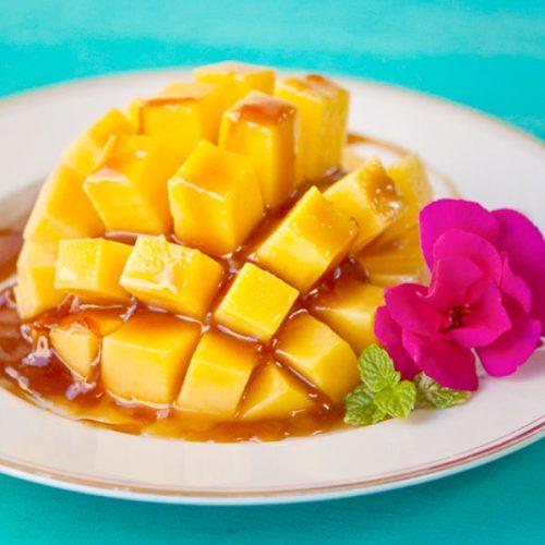 Mango & Seville Orange Sauce   She Paused 4 Thought