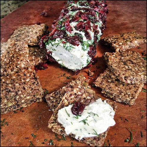 Vegan Goat Cheese | She Paused 4 Thought