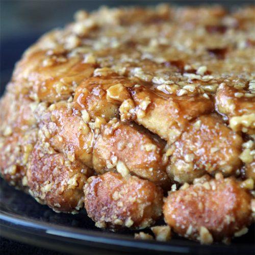 Aranygaluska - Hungarian Pull Apart Bread