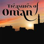 Treasure of Oman sunset