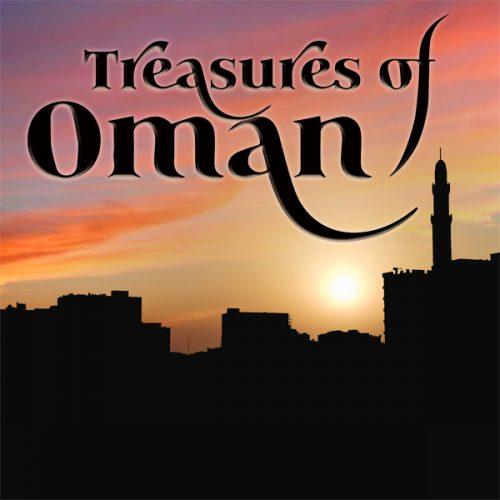 Treasure of Oman sunset